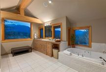 Beautiful Bathrooms / Luxurious spa bathrooms #Real Estate #InteriorDesign