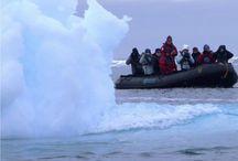 Antarctic Adventure Travel / Experiencing the unexpected.