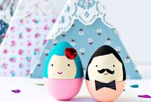 easter eggs / funny paaseitjez
