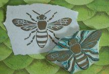 Bee - včelky
