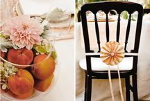 ga, the peach state >//< / the peach state wedding ideas incorporate peaches southern style