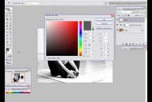Photoshop + scribus tutoriales