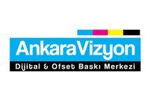 Ankara Vizyon Kurumsal Kimlik Tasarımı