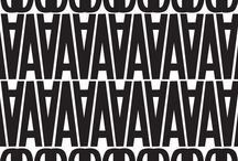 Typography - Patterns