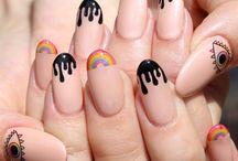 Arte uñas y maquillaje