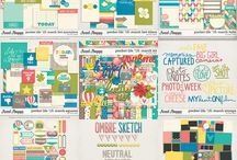 TRD | Pocket Scrapbooking Products