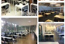 Study Halls / Kütüphane