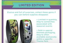 Magic Bands / Tips, tricks, designs to help with Disney MagicBands