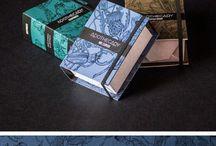 Bok og avisdesign