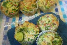 maffin dolci e salati