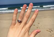 My Cynthia Britt / In this board, we compile the beautiful pictures sent to us by thrilled Cynthia Britt customers enjoying their new custom made Cynthia Britt piece. Leave us a comment if you see yours! You may even find some ideas for the perfect ring that you have been looking for.