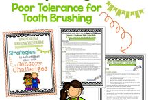 OT & Speech activities / ideas