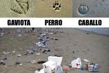 Save el planeta.
