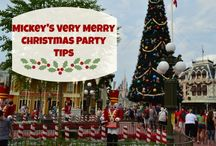 Christmas at Walt Disney World / Wondering what it is like at Mickey's Not So Scary Halloween Party or at Epcot's Processional? Find all sorts of useful tips on going to Disney at Christmas.
