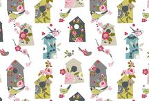 Fabulous Fabrics / Perfect for crafty activities and making your home unique to you!