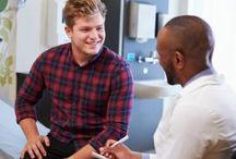 Men's Health / Health and wellness tips for men.