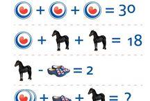 działania matematyczne