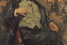 мужской портрет (portrait of a man)