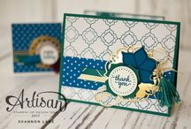 Stampin' UP! Orientpalast / Eastern Palace Suite