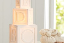 Nursery Items / by The Art of Making a Baby