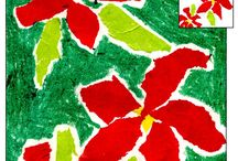 APFK Christmas Projects / Christmas Projects from Art Projects for Kids / by Art Projects for Kids