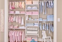 Closet Ideas / by Elia