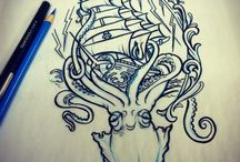 Tattoos / Nautical