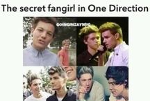 niall the fangirl