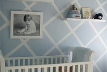 blue nursery