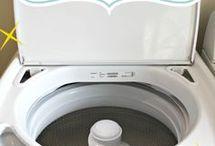Washing M/C - Cleaning