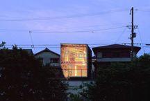 Architecture / by Leo Teshirogi