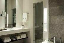 hotel style bathrooms
