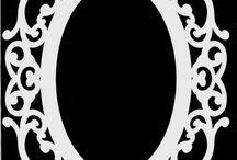 рамки(зеркала, фото)