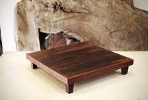 Tea meditation table