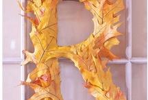 Fall festivities / by Alyssa Hutchinson Kuhn