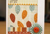 Homemade Cards & Paper Crafts / by Shanda Cottam