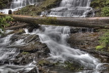 Waterfalls in Snohomish County