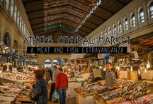 World Markets / Photography of markets I've visited on my travels