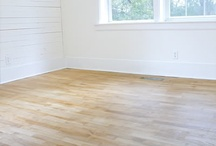 floors~refinished / by Stephanie Stansfield