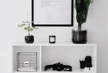 Home decor / home decorations, details