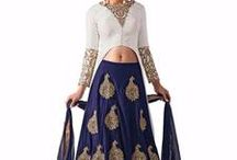 Most beautiful lehengas / Collection of the most beautiful lehengas for women. Shop now - http://bit.ly/1TmUZwT