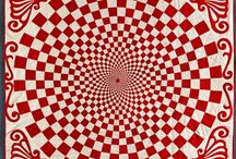 Red & White Quilts / by jbm quilts