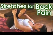 Yoga: Lower Back & Back Pain Relief: LauraGYOGA / yoga for back pain relief
