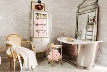 Home - powder rooms