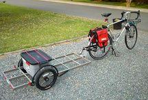 trailer / trailer#bike#travel#work