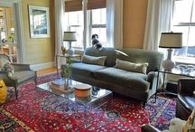 Living Room / by Allison Hale