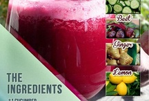 Juicing Recipes / by Alecia Warren