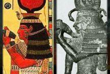 Archetypes // Godesses // Gods // Symbols