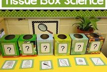 Science for 5 year olds