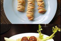 Decorações de comidas